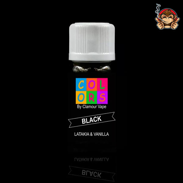 Colors Black (ex Better Vape Saul) - aroma concentrato 10ml - Clamour Vape