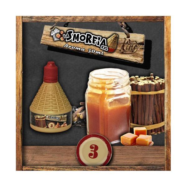 La Smorfia n.3 - Aroma Concentrato 30ml - King Liquid