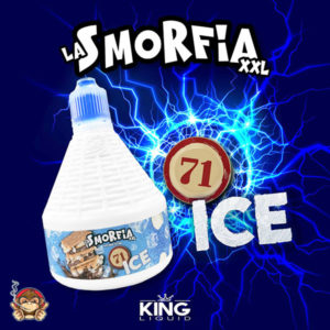 La Smorfia 71 ICE - Aroma Concentrato 30ml - King Liquid