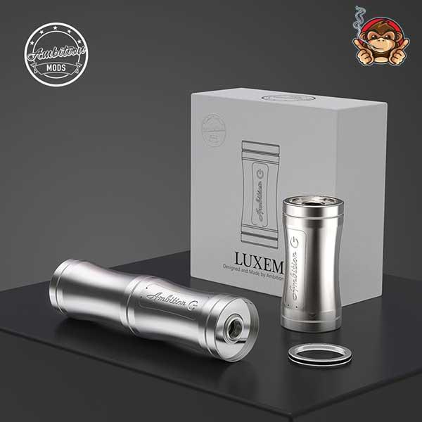 LUXEM tubo meccanico 18350/18650 con Mosfet - Ambition Mods