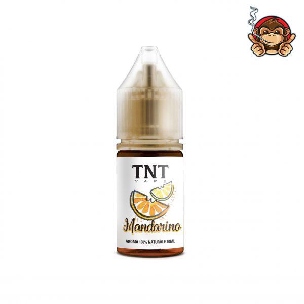 MANDARINO aroma organico 100% naturale da 10ml - TNT VAPE