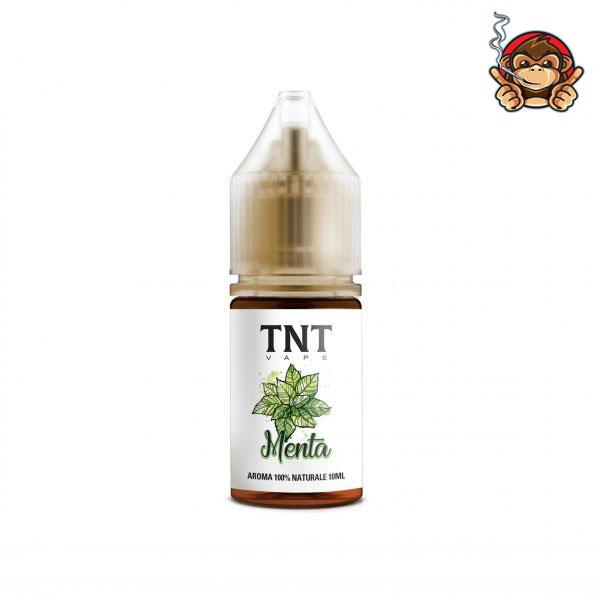 MENTA aroma organico 100% naturale da 10ml - TNT VAPE