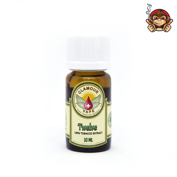 Twelve - aroma concentrato 10ml - Clamour Vape