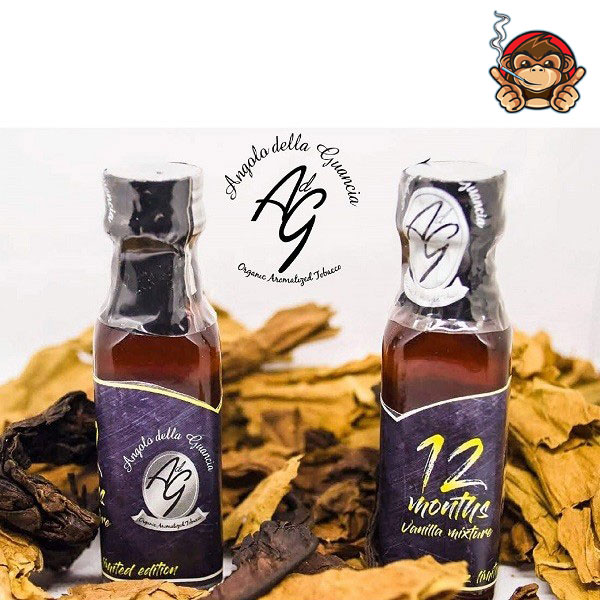 12 Months - aroma concentrato - Limited Edition - AdG