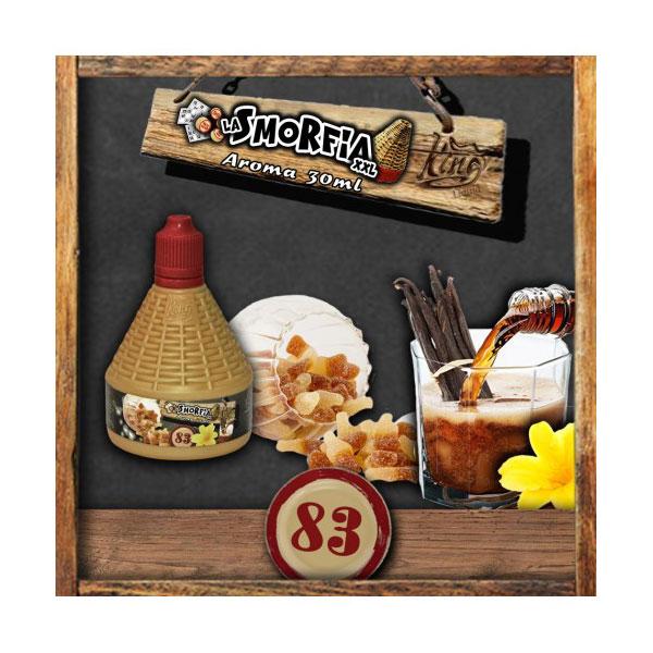 La Smorfia n.83 - Aroma Concentrato 30ml - King Liquid