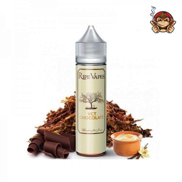 VCT Chocolate – Aroma Concentrato da 20ml – Ripe Vapes