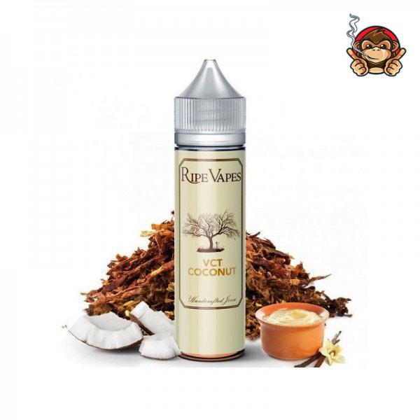 VCT Coconut – Aroma Concentrato da 20ml – Ripe Vapes