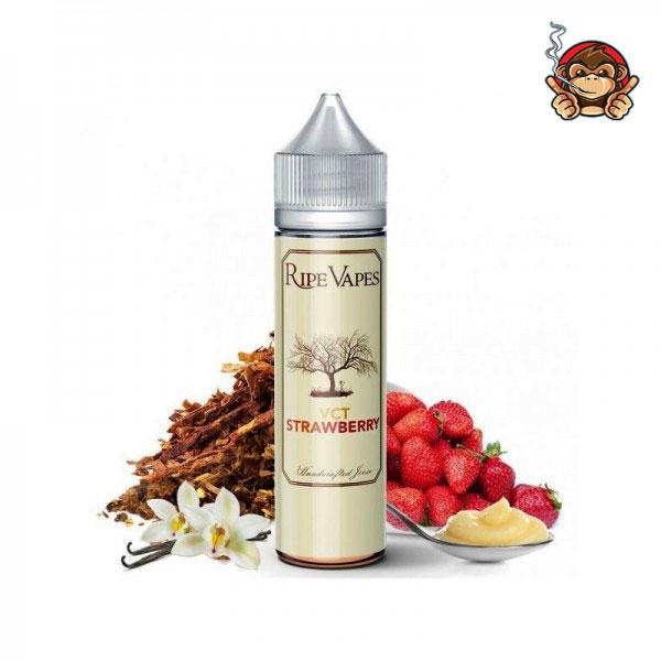 VCT Strawberry – Aroma Concentrato da 20ml – Ripe Vapes