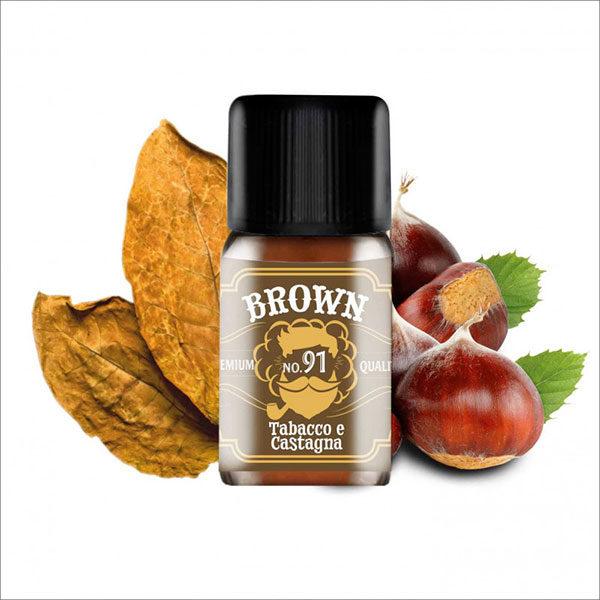 Brown No. 91 - Premium Tabacco - Dreamods