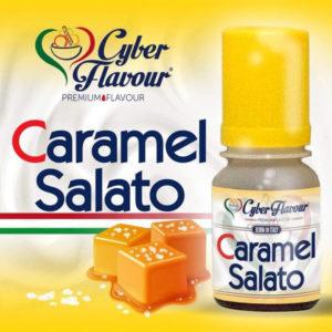 CARAMEL SALATO aroma da 10ml. Cyber Flavour