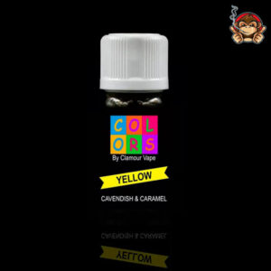 Color Yellow (ex Better Vape Saul Pipe Experience) - aroma concentrato 10ml - Clamour Vape