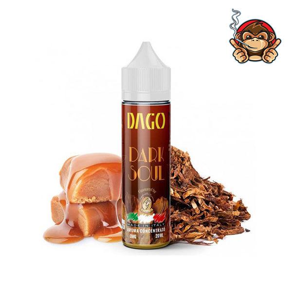 Dago Dark Soul - Aroma Concentrato da 20ml - ADG