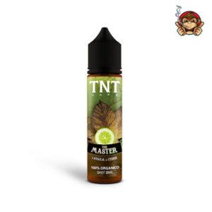 The Master - Aroma Concentrato da 20ml - TNT Vape