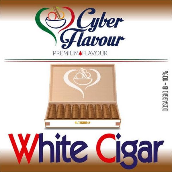 WHITE CIGAR aroma da 10ml. Cyber Flavour