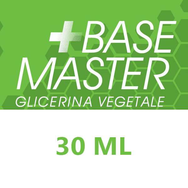 Glicerina Vegetale da 30ml in Chubby Gorilla da 60ml - Base Master
