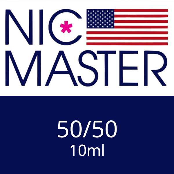 Basetta 50/50 10ml - Nic Master