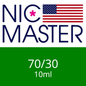 Basetta 70/30 10ml - Nic Master