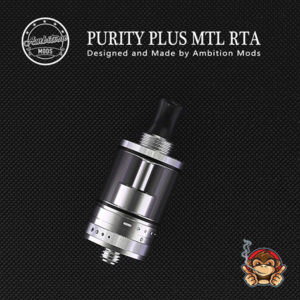Purity Plus MTL RTA 22mm - Ambition Mods