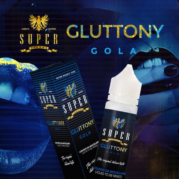 Gluttony - Mix Series 50ml - Super Flavor