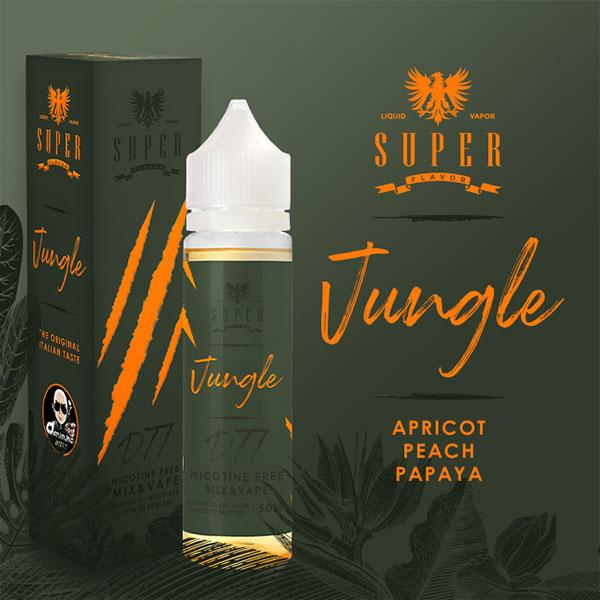Jungle #D77- Mix Series 50ml - Super Flavor