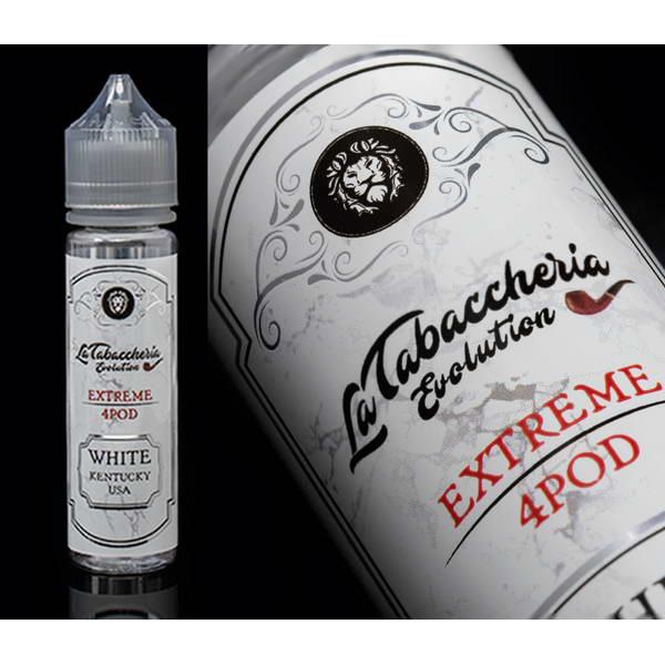 WHITE KENTUCKY USA - Extreme 4Pod - aroma concentrato 20ml - La Tabaccheria