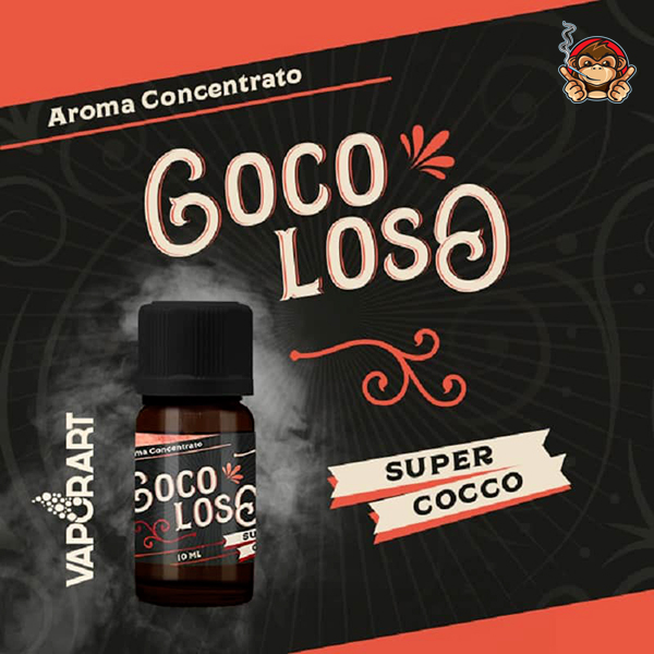 COCO LOSO - Premium Blend - Vaporart