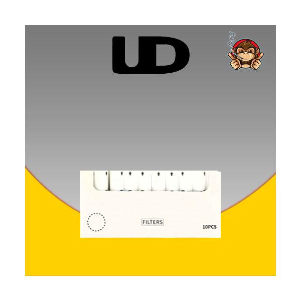 Filtri di Ricambio per Zeep Pod Mod - (10 Pezzi) - Ud Youde