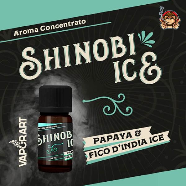 SHINOBI ICE - Premium Blend - Vaporart
