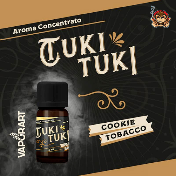 TUKI TUKI - Premium Blend - Vaporart