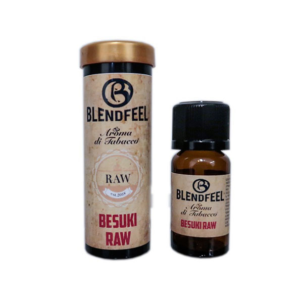 Besuki Raw - aroma 10ml. - Blendfeel