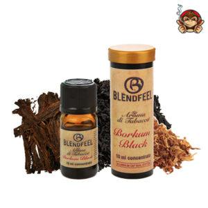 Borkum Black - aroma 10ml. - Blendfeel