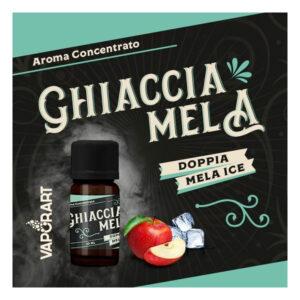 GHIACCIA MELA - Premium Blend - Vaporart