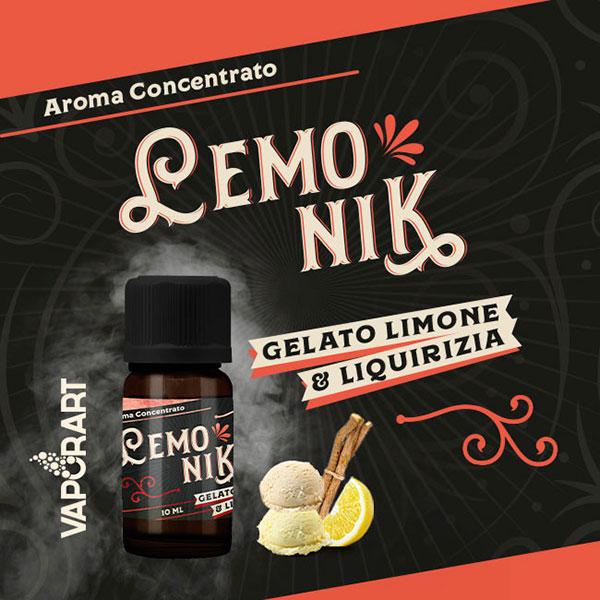 LEMO NIK - Premium Blend - Vaporart