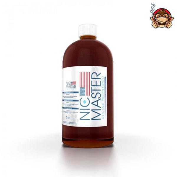 Glicole Propilenico 500ml in bottiglia da 1 litro - Nic Master