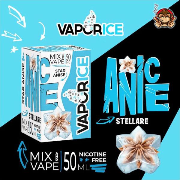 Anice Stellare - Mix Series 50ml - Vaporice
