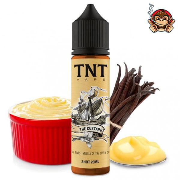 The Custrad - aroma concentrato 20ml - TNT Vape