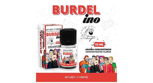 BURDEL ino (burdelino) - aroma 10ml. - Enjoy Svapo