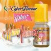 Melone e Albicocca Plus+ aroma da 10ml. - Cyber Flavour