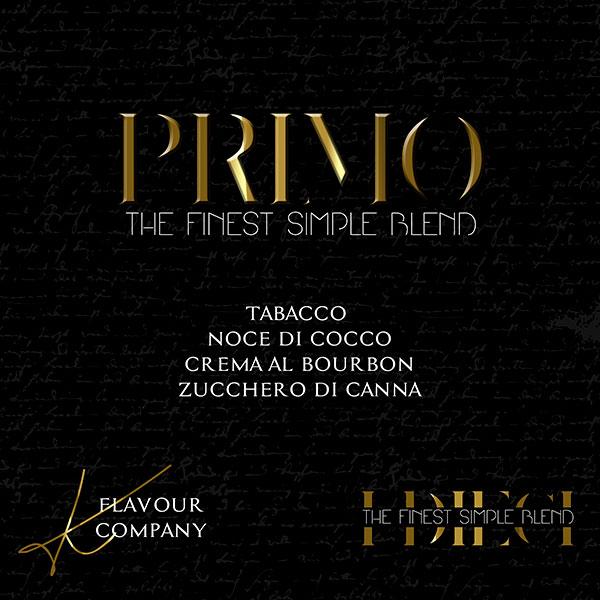 PRIMO - aroma 10ml. - K Flavour Company