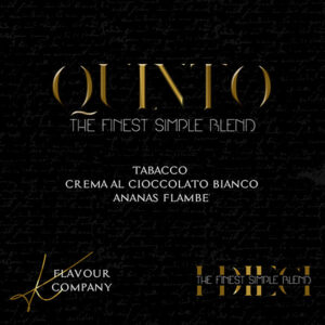 QUINTO - aroma 10ml. - K Flavour Company