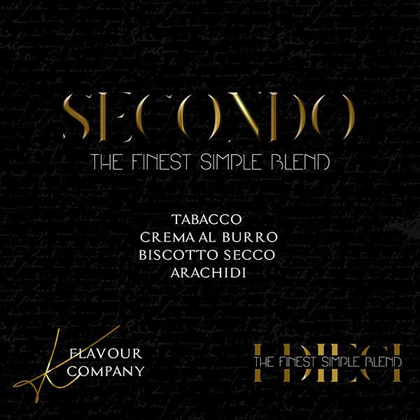 SECONDO - aroma 10ml. - K Flavour Company