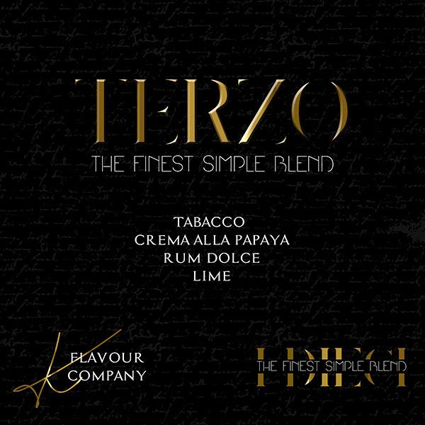 TERZO - aroma 10ml. - K Flavour Company