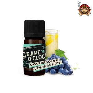 GRAPE O' CLOCK - Premium Blend - Vaporart