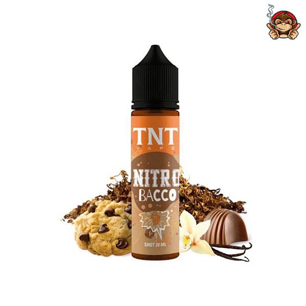 Nitro Bacco - Aroma Concentrato 20ml - TNT Vape