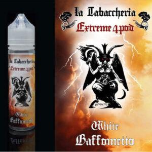 BAFFOMETTO WHITE - Extreme 4Pod - aroma concentrato 20ml - La Tabaccheria