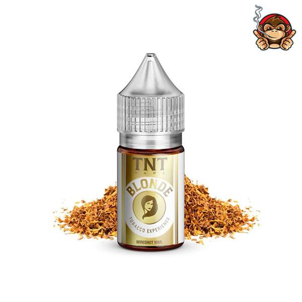BLONDE - aroma mini shot 10+20 - TNT Vape