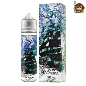 Crystal Black Pear - Aroma Concentrato 20ml - Azhad's Elixirs