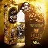 Round Black #D77 - Mix Series 40ml. - Super Flavor