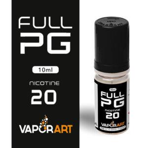 Basetta Nicotina Full PG (glicole propilenico) 10ml - Vaporart