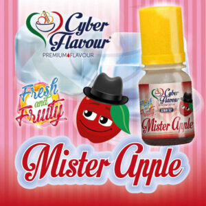 Mr APPLE Fresh and Fruity aroma da 10ml. - Cyber Flavour
